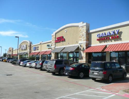 Shoppes At Mustang Crossing Ty Commercial Group